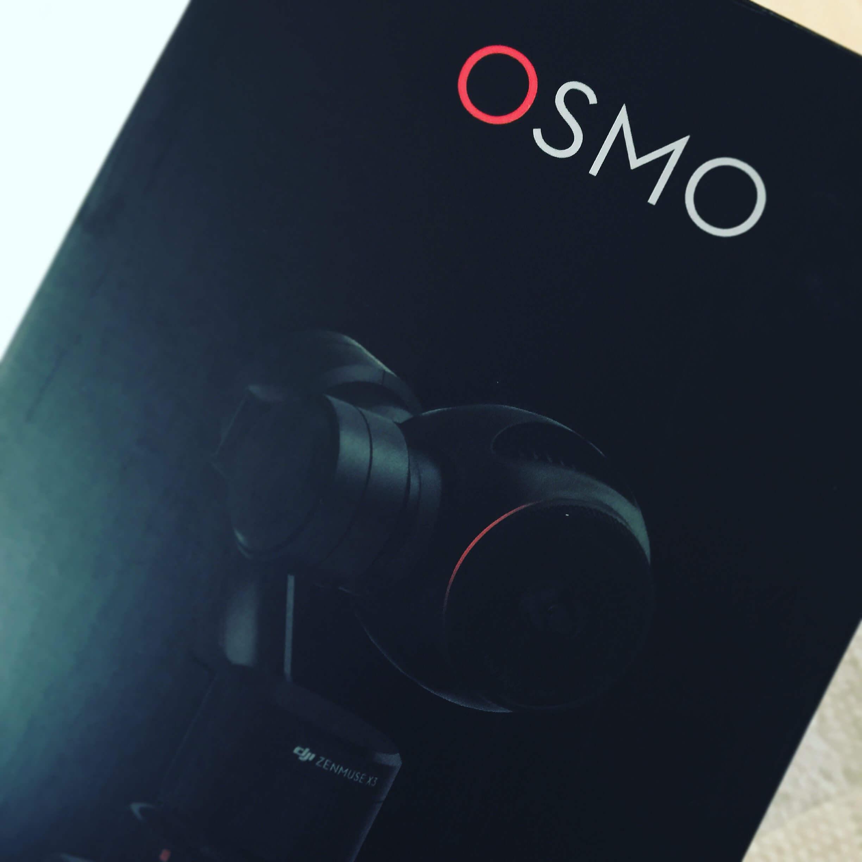 DJI OSMO - In the Box