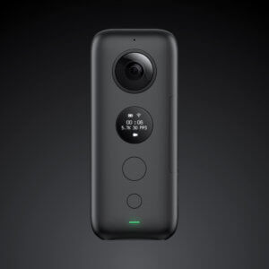Insta360 ONE X Frontview